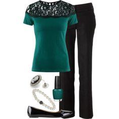 Teacher Outfits on a Teacher's Budget 35
