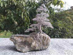 Wire tree - nerez 0,5mm Itálie