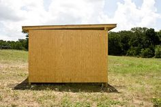 So, my first job as a certified Doctor: build a horse shelter. Searching for ways to make money this Summer I posted an ad on Craigslist fo. Horse Run In Shelter, Rv Shelter, Horse Stalls, Way To Make Money, Outdoor Furniture, Outdoor Decor, Construction, Horses, Building