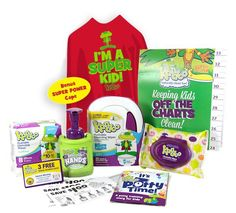Are You A Kandoo Kid? Enter To Win This!