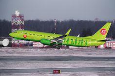 S7 Siberia Airlines Boeing 737-800