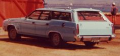 Ford XC Fairmont GS 302 wagon