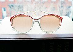 FABULOUS vintage NINA RICCI French sunglasses by folieAdeuxVintage