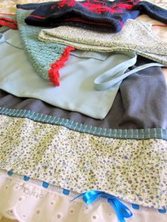 trajes de casera Vestidos, Homemade, Suits, Blue Prints
