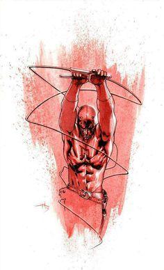 Daredevil by Gabriele Dell'Otto