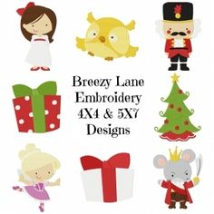 New Designs - Page 10 - Breezy Lane Embroidery