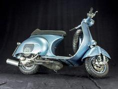 Vespa VNB 221 Classic Racer