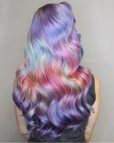 """2,379 Likes, 19 Comments - Pulp Riot Hair Color (@pulpriothair) on Instagram: """"@hairbysaretta is the artist... Pulp Riot is the paint."""""""