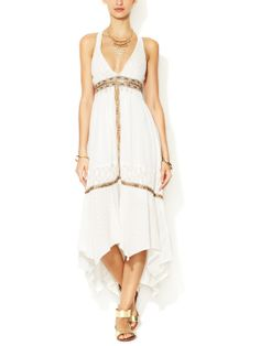 Indian Halter Dress by Free People at Gilt