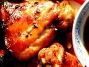Thai bbq/grilled chicken recipe