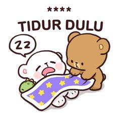 สติ๊กเกอร์ไลน์ Milk & Mocha: Custom Stickers - line2me.in.th Cute Bear Drawings, Cute Little Drawings, Cute Cartoon Drawings, Cute Cartoon Images, Cute Love Cartoons, Cute Cartoon Wallpapers, Cute Love Pictures, Cute Love Gif, Love Cartoon Couple