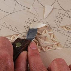 This section contains the following projects and techniques used in Relief Wood Carving as taught by Lora S Irish, with free wood carving patterns: Introduction of Dramatic Shadows Undercutting Tec...