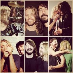 Foo Fighters brotherly love