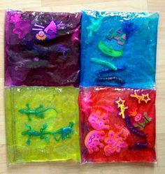 momstown Edmonton: Baby Basics - Sensory Busy Bag!