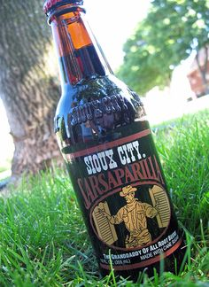 Sioux City Sarsaparilla sold at alps in Perryville for about $3.50/ 4 pack. Made w pure cane sugar not high fructose corn syrup. My favorite root beer (well, Sarsaparilla)