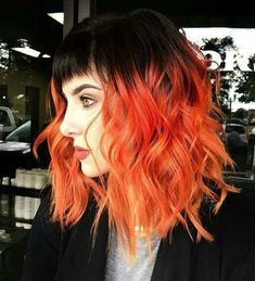 Color Hair Ideas I wish my hair was like this