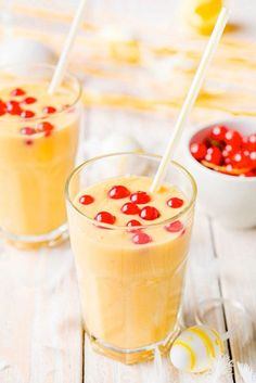 Top 3 Unique Smoothie Blends For Healthy Breakfast Smoothie Fruit, Raspberry Smoothie, Apple Smoothies, Good Smoothies, Smoothie Recipes, Salad Recipes, Milk Shakes, Denmark Food, Recipe For Teens