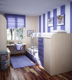 desain interior kamar anak minimalis 2 funky bedroomgirls bedroombedroom designshome - Funky Bedroom Design