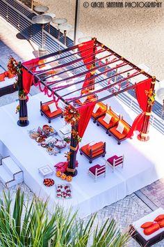 New wedding themes summer modern ideas Desi Wedding Decor, Indian Wedding Decorations, Wedding Ceremony Decorations, Wedding Themes, Wedding Colors, Wedding Ideas, Trendy Wedding, Wedding Events, Indian Weddings