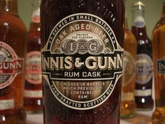 Innis and Gunn - one of my absolute favorites!  it's like dessert in a bottle!