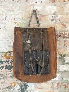 Free People Silent People Janka Bag