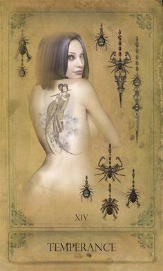 The Sepia Stains Tarot Tarot Cards Major Arcana, Cartomancy, Oracle Cards, Illustrations, Fantasy, Tarot Decks, Archetypes, Mystic, Images