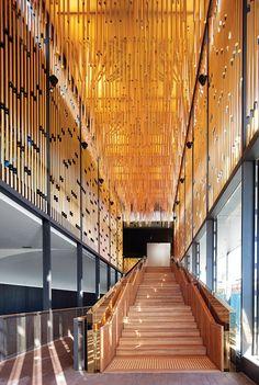 State Theatre Centre | ArchitectureAU