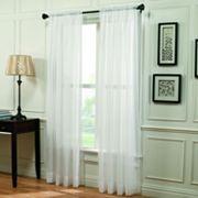 Home Classics® Voile Window Panel - 59'' x 84''
