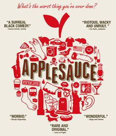 sandwichjohnfilms: #ApplesauceMovie Red Trailer