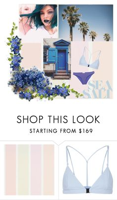 """""""S E A  ♥  S A L T"""" by dilsad-cangr on Polyvore featuring moda, FELLA ve ONIA"""