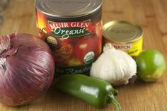 Homemade Green Chile Salsa
