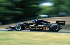 Bengt Ronnie Peterson (SWE) (John Player Team Lotus), Lotus 78 - Ford-Cosworth…