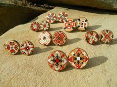 DSCN6060 Baba Marta, Crafts For Kids, Urban, Ceramics, Traditional, Beads, Cool Stuff, 8 Martie, Handmade