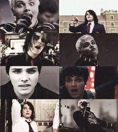 Gerard Way. Sexy as usual