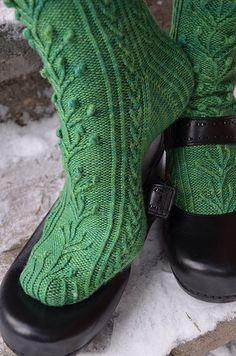Marching On socks