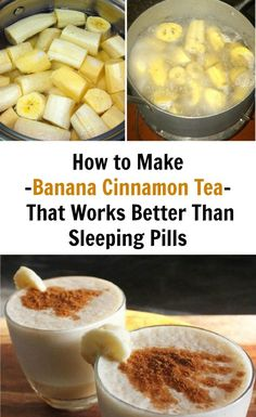Boil Bananas Before Sleep And Have The Water From Cooking Them – Amazing Effects via @healthyfoodwhisperer