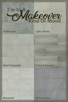 A flooring trend that began in 2018 is vinyl plank flooring with ceramic tile images. This Pin shows so of the styles available. Basement Renovations, Bathroom Renovations, Insulated Siding, Complete Bathrooms, Vinyl Plank Flooring, Deck Railings, Stone Countertops, Bathroom Renos, Home Additions