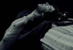 Good Lord! Shirtless Benedict first thing in the morning