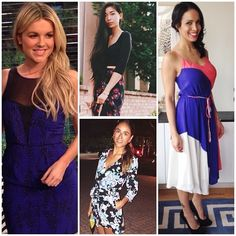 New Year, New Start... New #ykmyway! Love All These #yumikim Looks! Thx @alifedotowsky @madebygirl @sorayabakhtiar @honeynsilk By Yumi Kim