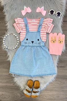 Shop cute kids clothes and accessories at Sparkle In Pink! With our variety of kids dresses, mommy + me clothes, and complete kids outfits, your child is going to love Sparkle In Pink! Dresses Kids Girl, Toddler Girl Outfits, Kids Outfits, Easter Girl Outfits, Baby Girl Fashion, Toddler Fashion, Kids Fashion, Fashion Outfits, Cute Babies
