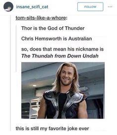 Thor Australian Thunder