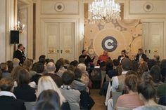 Conrad Festival 2014 - Gombrowicz, Kronos, and Theatre - Discussion: Krzysztof Garbaczewski, Grzegorz Jankowicz, Janusz Margański - pic. Konstancja Nowina Konopka
