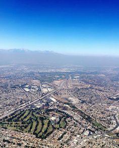 #travel #california #plane #sky #wanderlust #summer #view