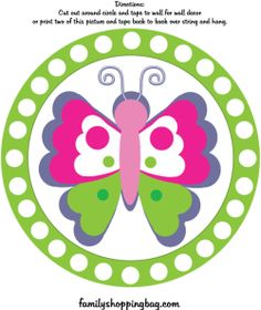 Butterfly Wall Decoration Party Decorations