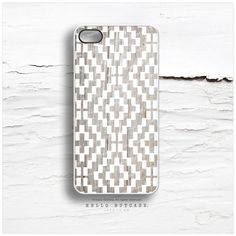 iPhone 5C Case Wood Print iPhone 5s Case White by HelloNutcase, $19.00
