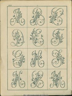 Free Easy Cross, Pattern Maker, PCStitch Charts + Free Historic Old Pattern Books: Sajou No 341