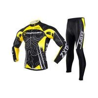 Discount Winter Thermal Fleece Thermal Fleece Cycling Clothing Outfits for Men