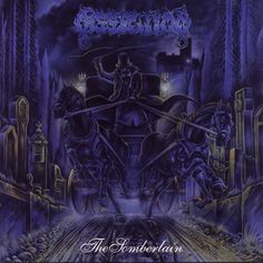 Dissection - The Somberlain.  Their first official full-length, The Somberlain is not quite as good as Storm of the Light's Bane, but very, very close.  It remains one of the most overlooked and under-appreciated black metal masterpieces.