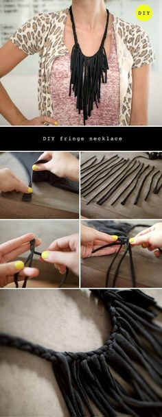 Amazing-DIY-Necklaces-Tutorials-5.jpg 650×1,675 pixels