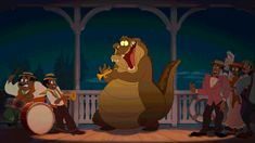 Who's your Disney spirit animal?Your Disney Spirit Animal is Louis the Alligator! You're fun-loving, hyperactive, and have a heart of gold. You can sometimes be a bit of a worry wart, but it's only because you're so protective of your friends.